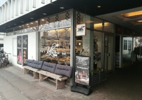 Restauration, pub og cafe,Solgt,1147